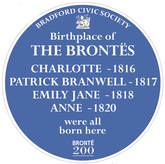 The Brontë Birthplace, Thornton